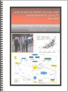 Soil Plant Nutrient Cycling and Environmental Quality