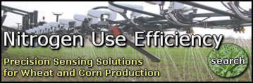 Nitrogen Use Efficiency, Precision Sensing Solutions for Cereal Grain Production